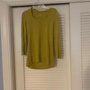 Green Grace Ling-Sleeve!